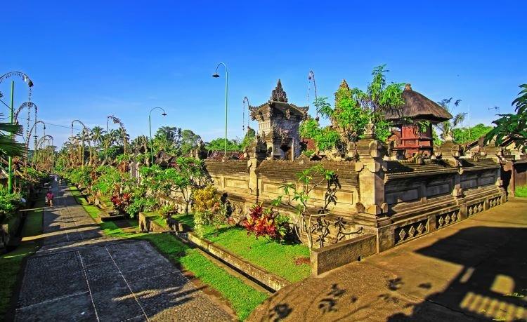 Raja Salman di Bali