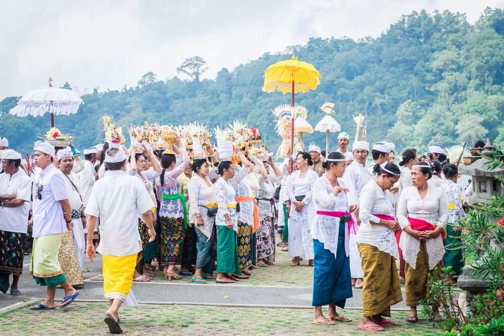Untaian Kegiatan Istimewa Saat Nyepi di Bali 2017