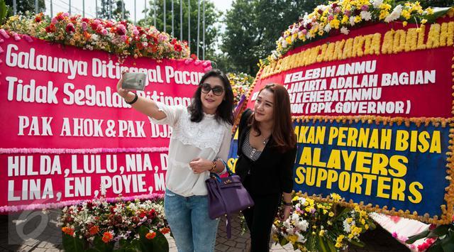 Wisata Karangan Bunga