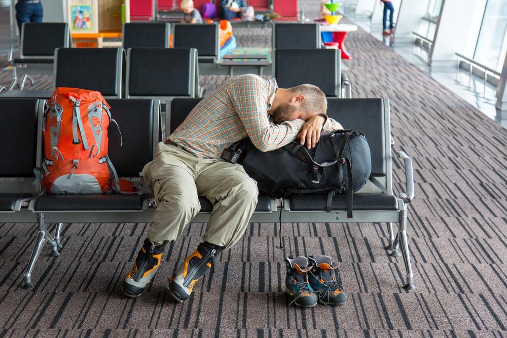 hak penumpang jika pesawat delay