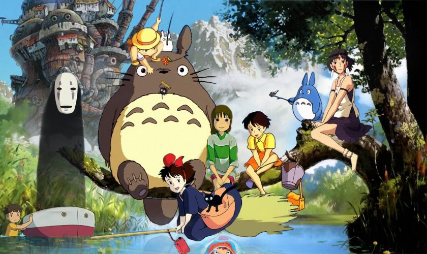 the world of ghibli 2-min