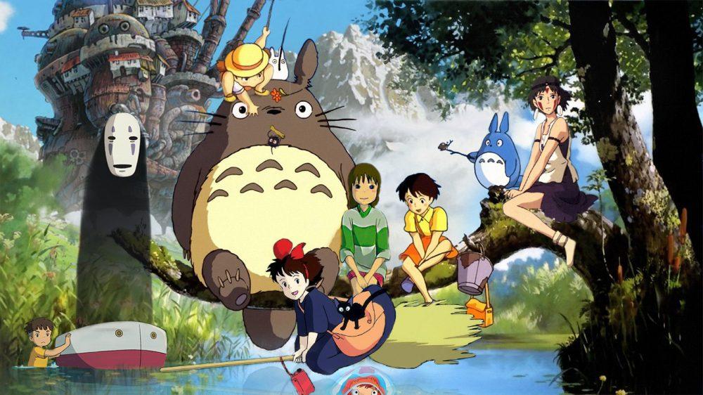 Festival The World of Ghibli Jadi Surganya Pecinta Animasi Jepang
