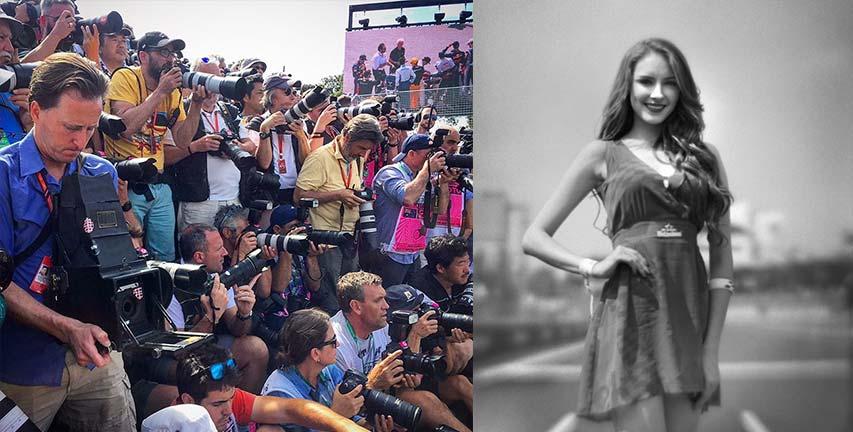 Memotret Ajang Formula 1 dengan Kamera Berusia 104 Tahun, Begini Hasilnya…