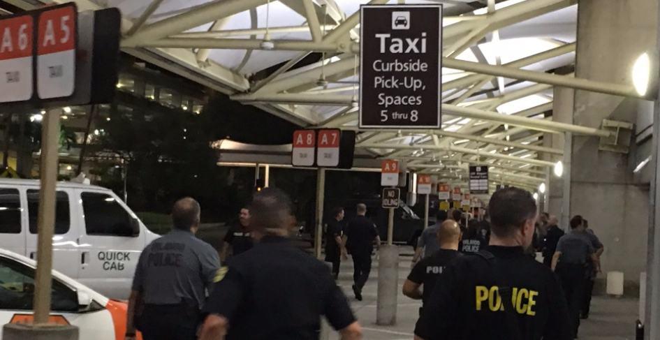 Seorang Pria Bawa Pistol Mainan, Bandara Orlando Ditutup Selama 2 Jam
