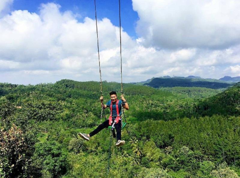 Hobi Menantang Adrenalin? Buruan deh Mampir ke Destinasi Baru di Yogyakarta berikut Ini!