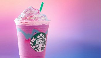 Starbucks unicorn frappuchinoCredit: Starbucks