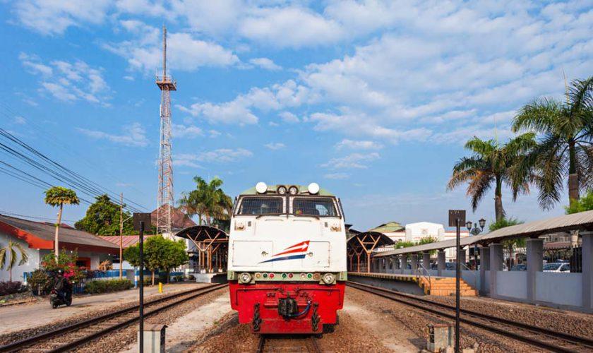 mudik dengan kereta api 6