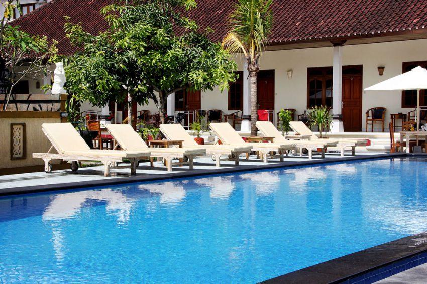 Lengkap dengan Kolam Renang, Ini Dia 10 Hotel Murah di Bali Mulai dari Rp 100 Ribuan