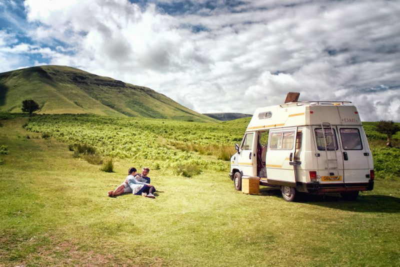 campervan impian