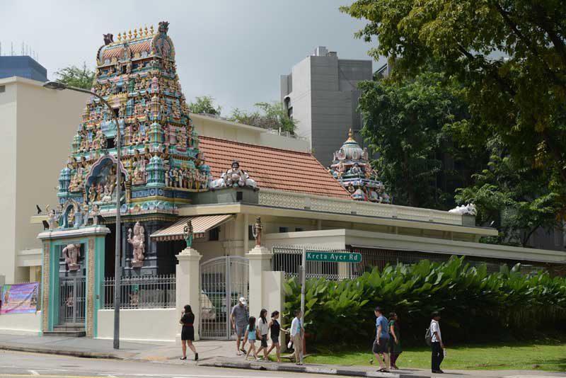 10 tempat wisata di Singapura