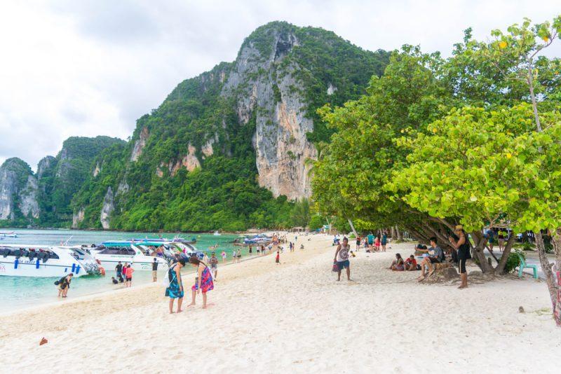 Pulau Cantik di Thailand