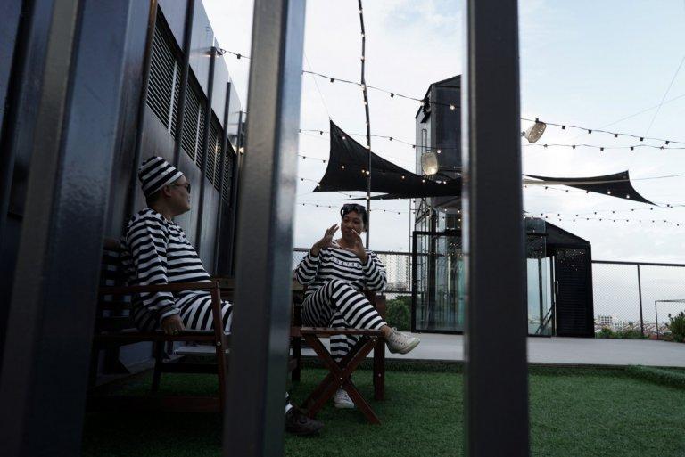 hotel unik dengan tema penjara