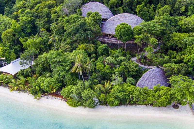resort pulau bawah