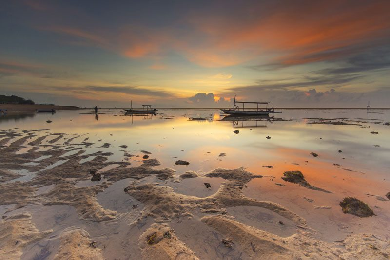 Pantai Mertasari, Denpasar, Bali