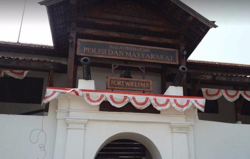 Tempat Wisata Kota Semarang Fort Williem II Ungaran