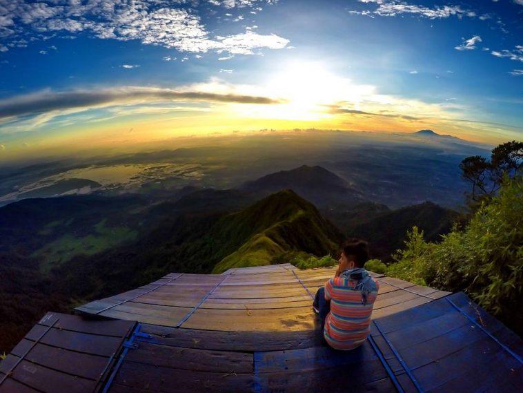 Wisata Alam Semarang Gunung Telomoyo