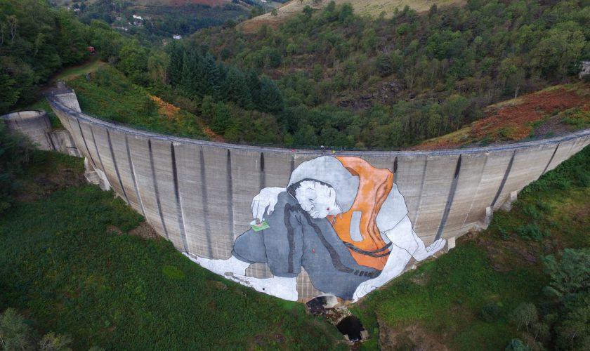 mural terbesar di dunia (1)