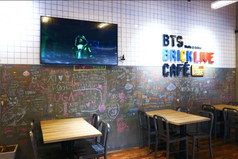 Cafe Unik di Bangkok