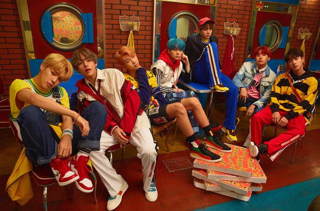 Tiga Tempat Gratis untuk Bertemu Boyband Korea BTS