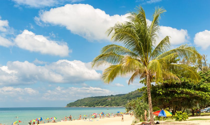 Pantai Thailand (2)