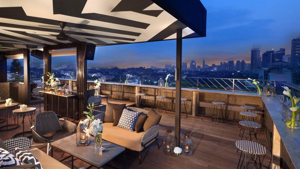 5 Rooftop Bar Keren di Indonesia yang Wajib dikunjungi