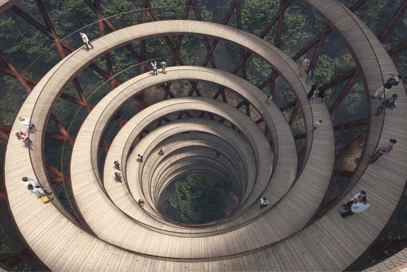 gardu pandang spiral denmark (1)