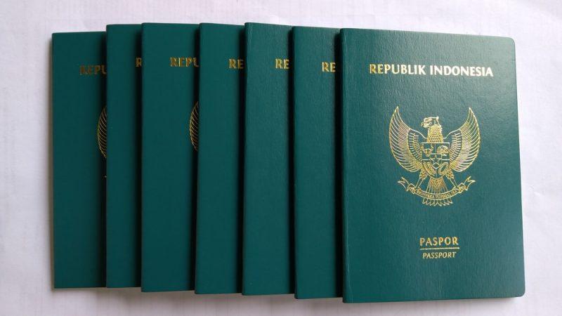 Pembuatan Paspor Baru
