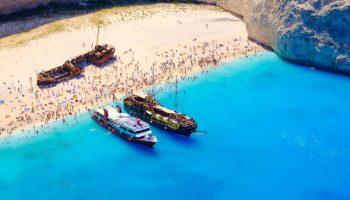 Navigao-Beach,-Yunani