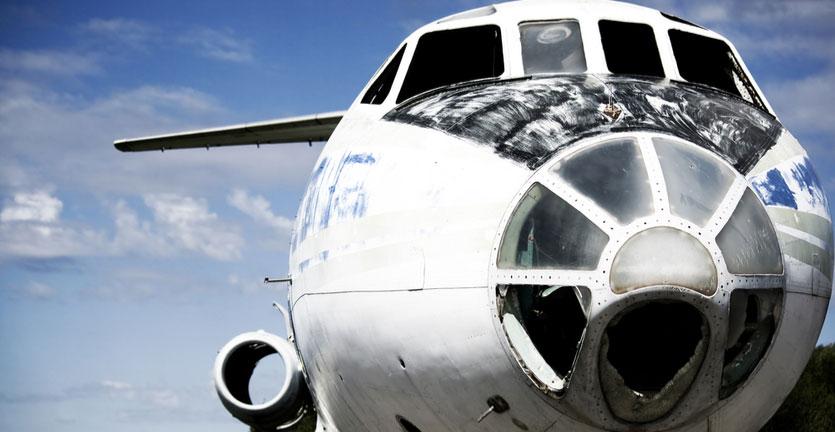 9 Foto Jadul Kabin Pesawat Ungkap Sejarah Kelam Penerbangan Komersial