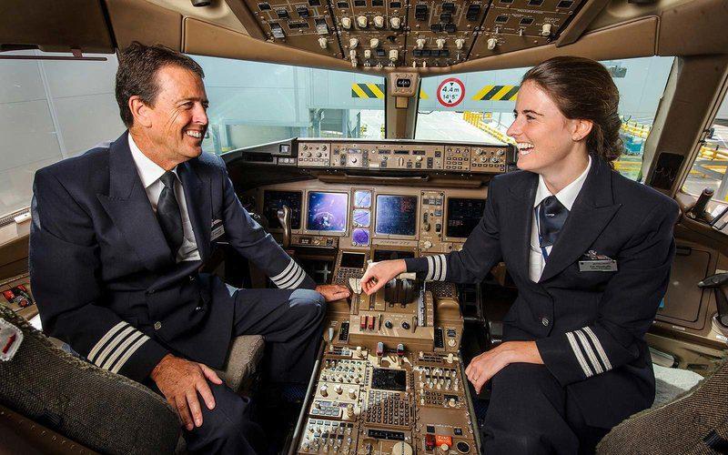 keluarga pilot