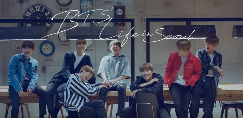 boyband korea BTS