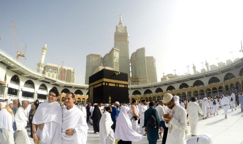 larangan berfoto di Mekah