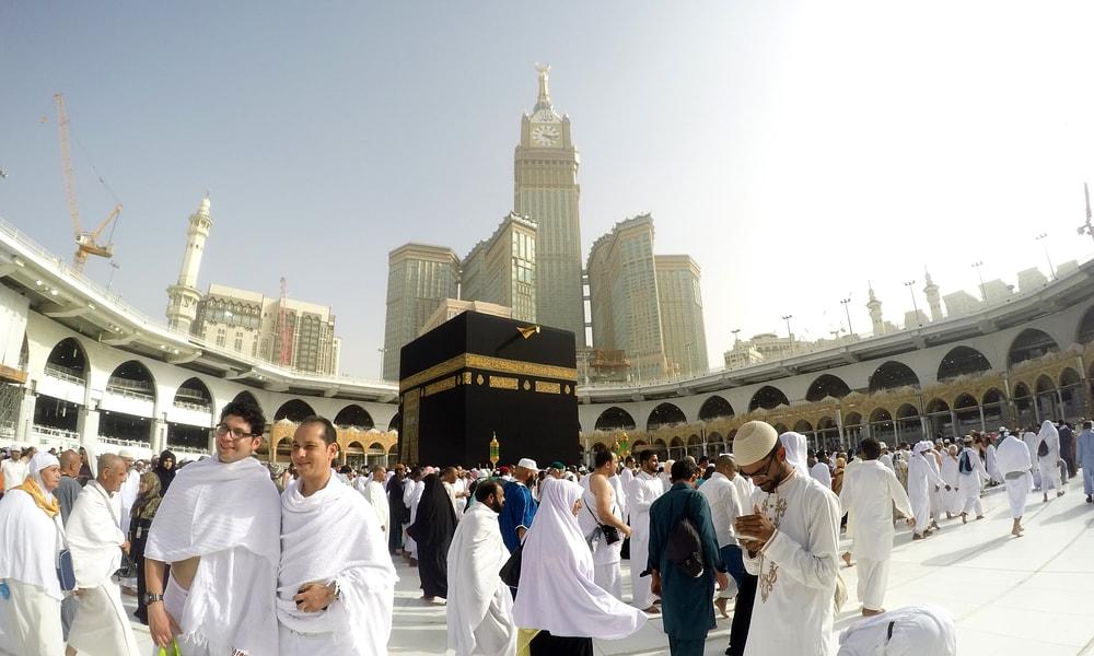 Perlu Tahu! Dilarang Berfoto di Masjidil Haram dan Masjid Nabawi