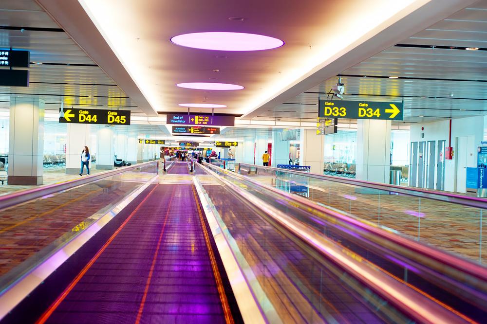 Mulai 2018, Bandara Changi Singapura Tidak Akan Memanggil Penumpang yang Telat