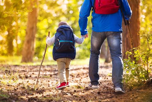 Mendaki Gunung Bersama Anak, Kenapa Tidak?