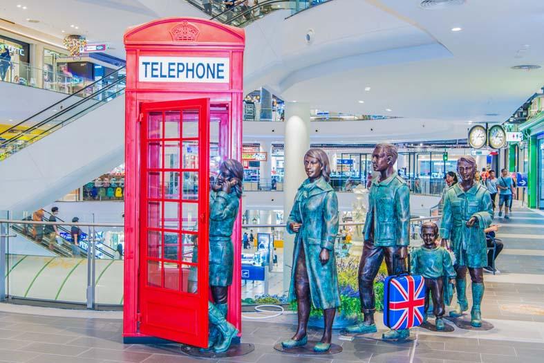 tempat wisata instagramable di bangkok