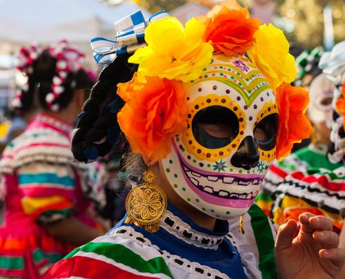 Dia de los Muertos, Festival Kematian Meksiko Seperti di Film Coco