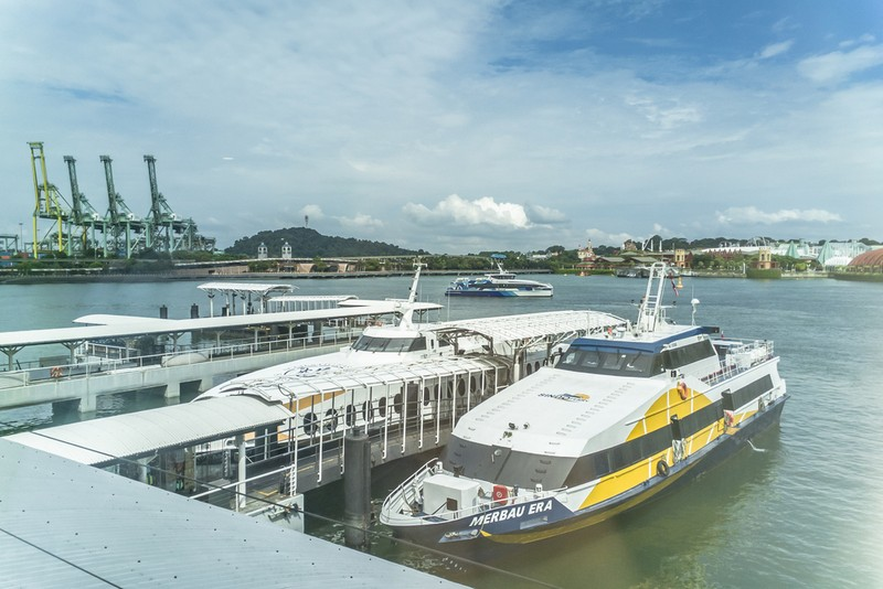 Cara Traveling ke Singapura Melalui Batam