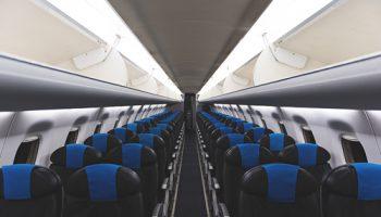 bak naik pesawat pribadi
