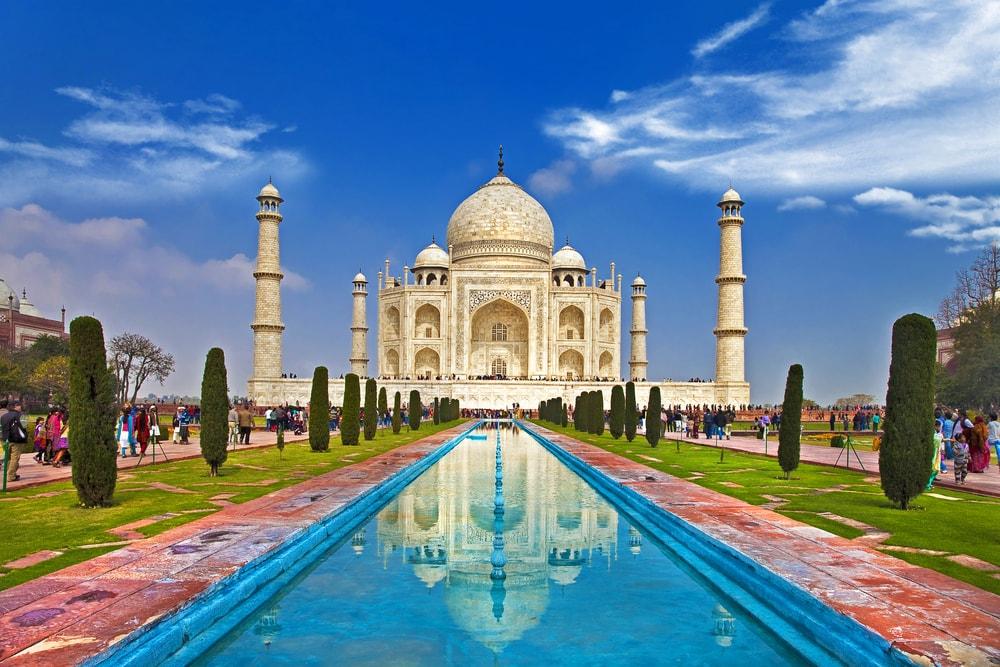 Kenapa Taj Mahal Batasi Jumlah Pengunjung? Ini Jawabannya