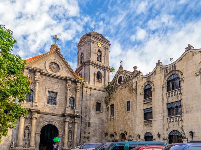 5 Tempat Wisata Menarik di Manila, Filipina