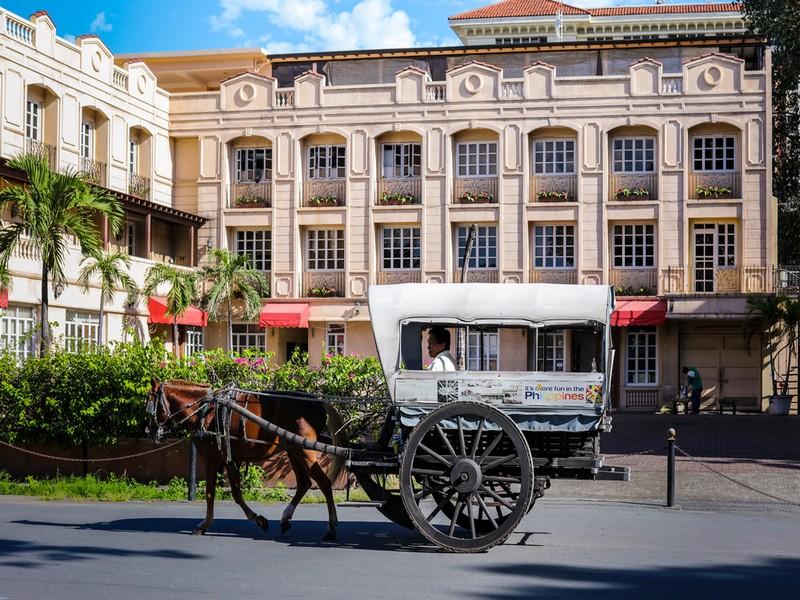 tempat wisata di Manila