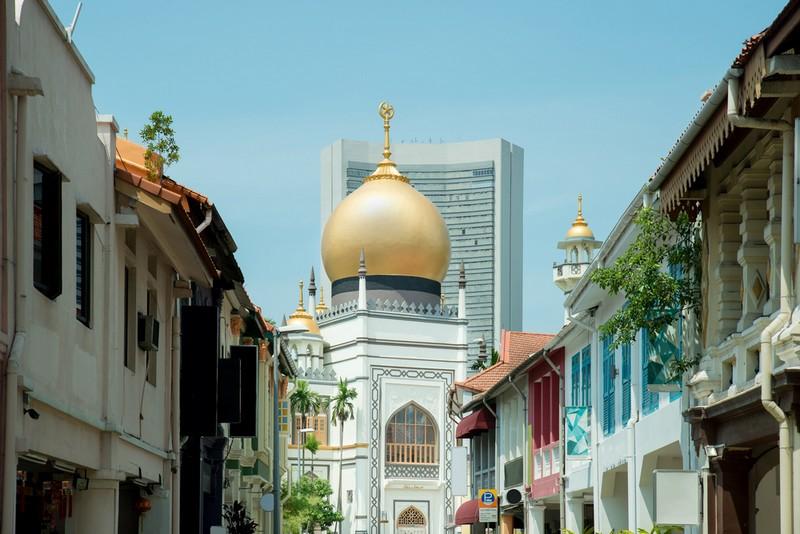 tempat wisata religi di singapura