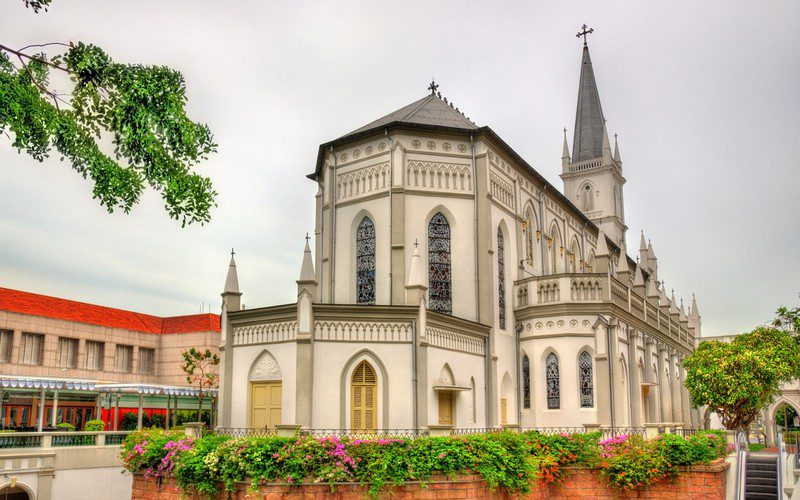 tempat wisata sejarah di Singapura (3)