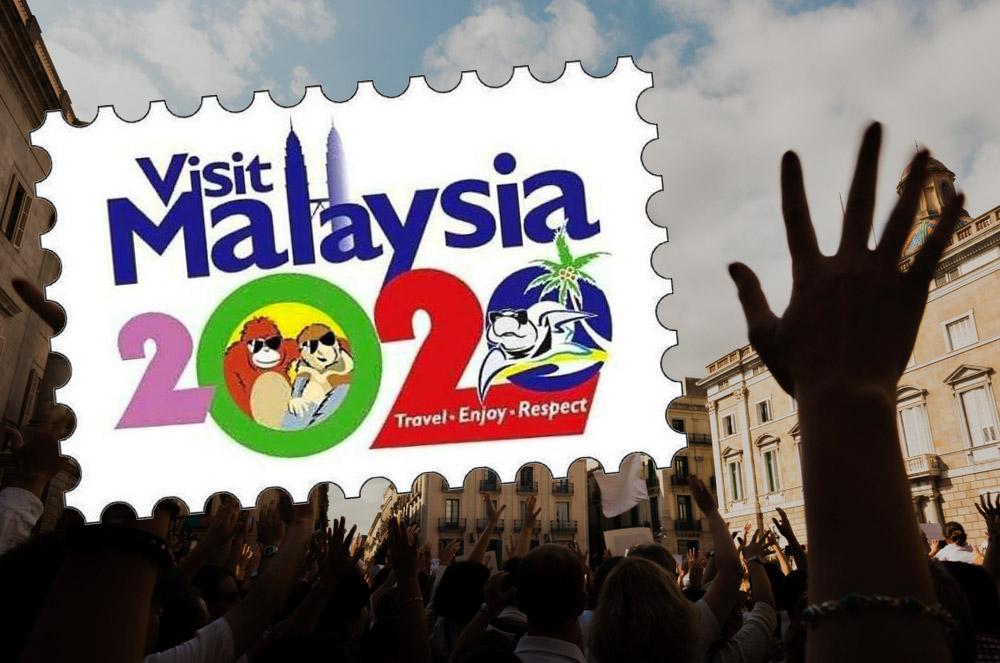 Logo Kampanye Pariwisata Malaysia Dikritik, Kenapa?