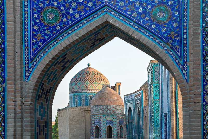 Bebas Visa ke Uzbekistan