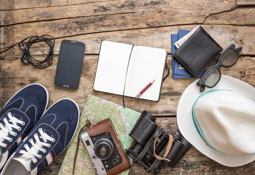 5 Barang yang Tak Boleh Dilupakan saat Traveling ke Luar Negeri
