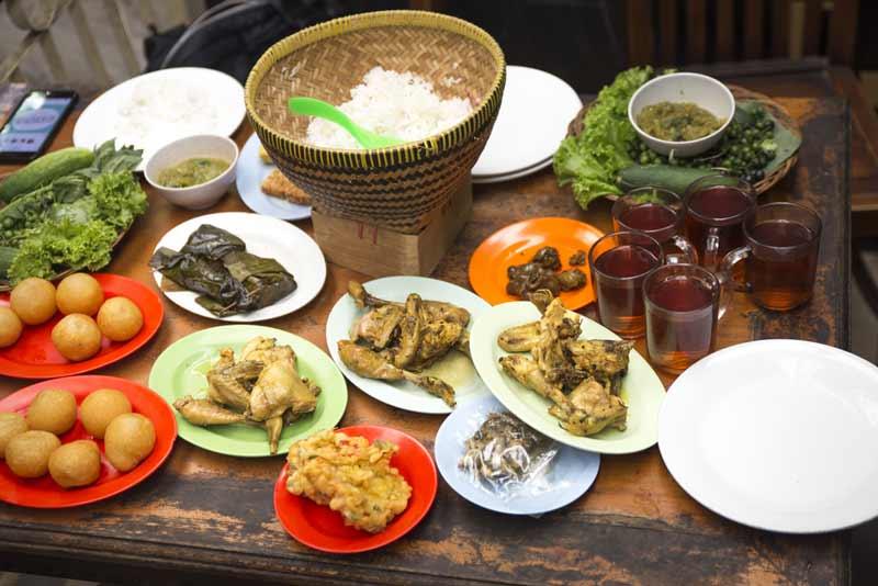 Makanan Khas Sunda yang Selalu Bikin Rindu
