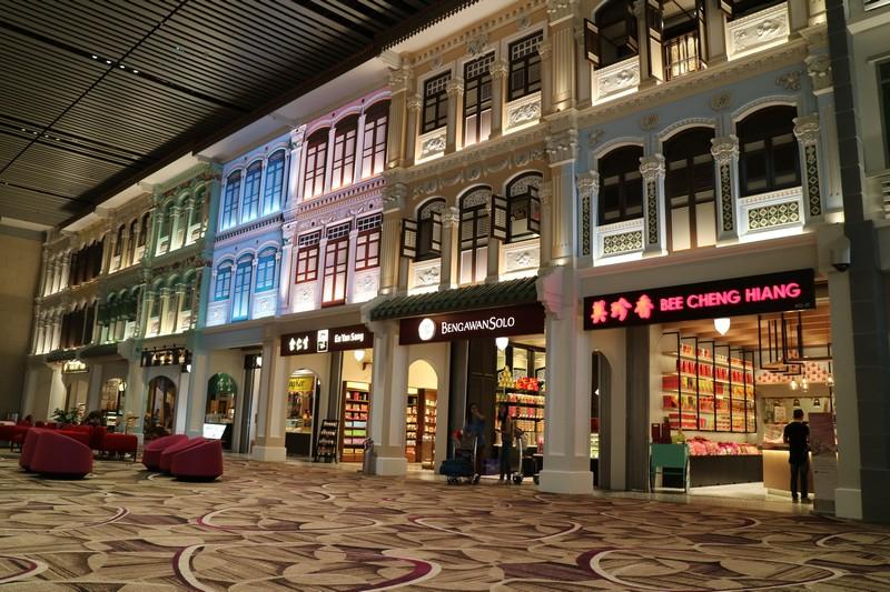 terminal 4 bandara changi Singapura3