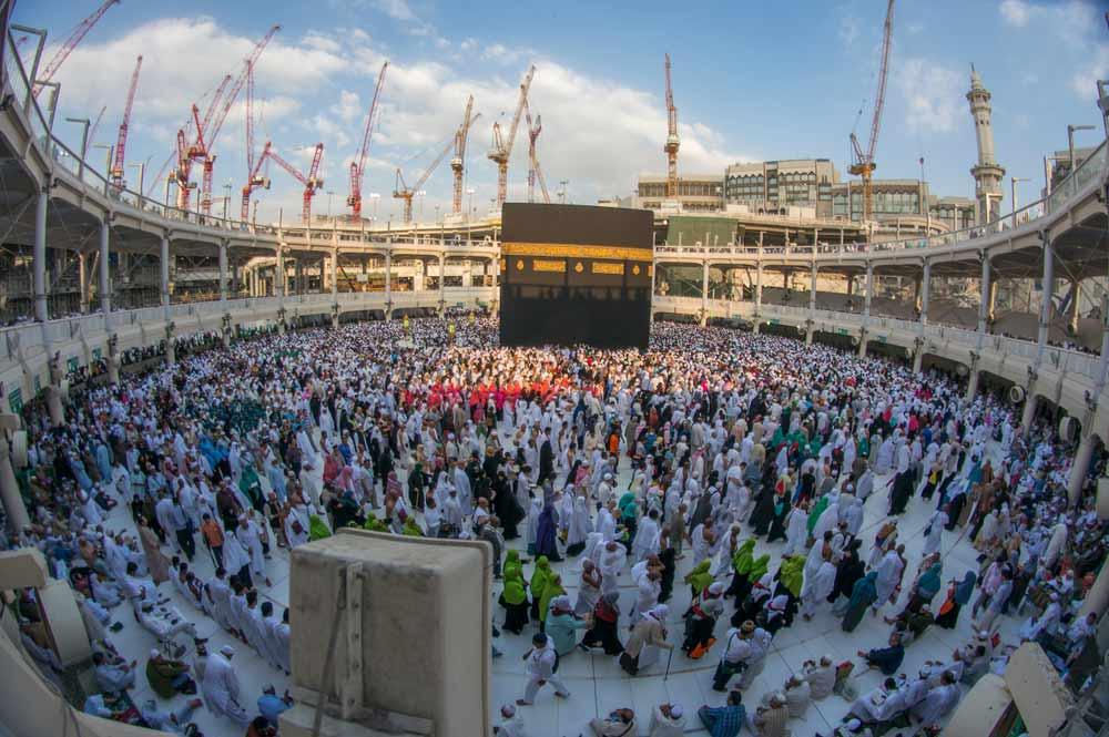 Berkunjung ke Masjidil Haram, Jangan Lewatkan 7 Tempat Bersejarah Ini